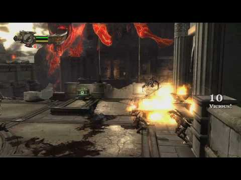 God of War 3 - E3 2009 Full Demo HD 720p