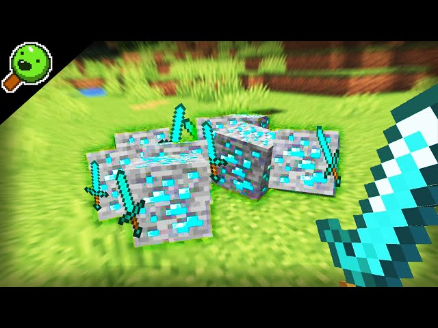 Minecraft, but the blocks fight back