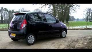(HD) EP: Hyundai I10 1.1 Active Cool 2011 - Auto Mido Borculo - Sales review and test