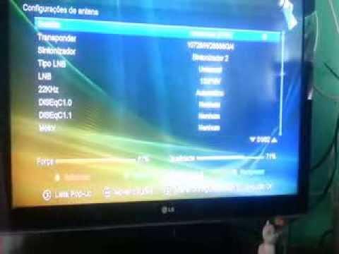 AZAMERICA S1001 STAR ONE C2 70W + AMAZONAS 61W keys OLINDA- PE