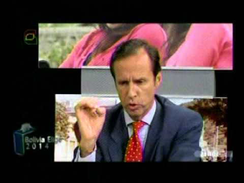 Jorge Tuto Quiroga, entrevista en Bolivia Elige de Bolivia Tv (Parte 3)