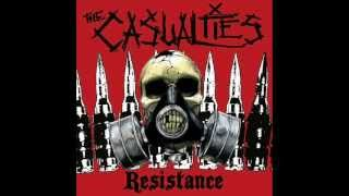 Watch Casualties Life On The Line video