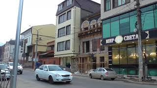 улица Чернышевского(Абубакарова). Махачкала