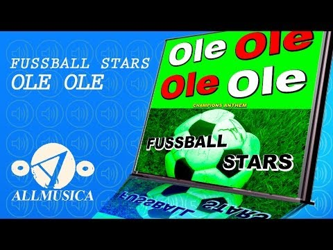 Brazil 2014 Wm Song: Ole Ole Ole Ole (champions Winner Anthem) official Video video