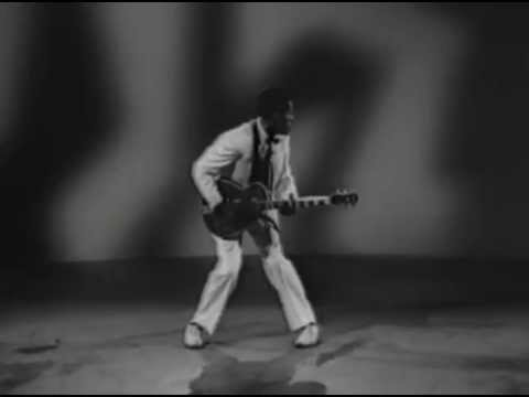 "Chuck Berry Performs ""You Can't Catch Me"" in 1956's ""Rock, Rock, Rock!"""