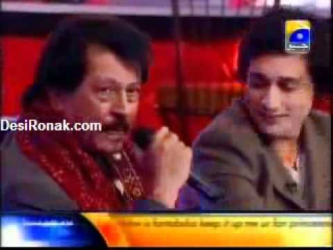 Sir Masood Ki Pasand -mere Mehboob Qayamat Hogi ~attaullah-vs -sahir video
