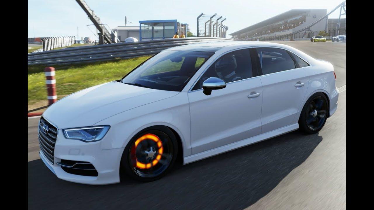 Audi S3 Sedan 2015 Replay Forza Motorsport 5 Youtube