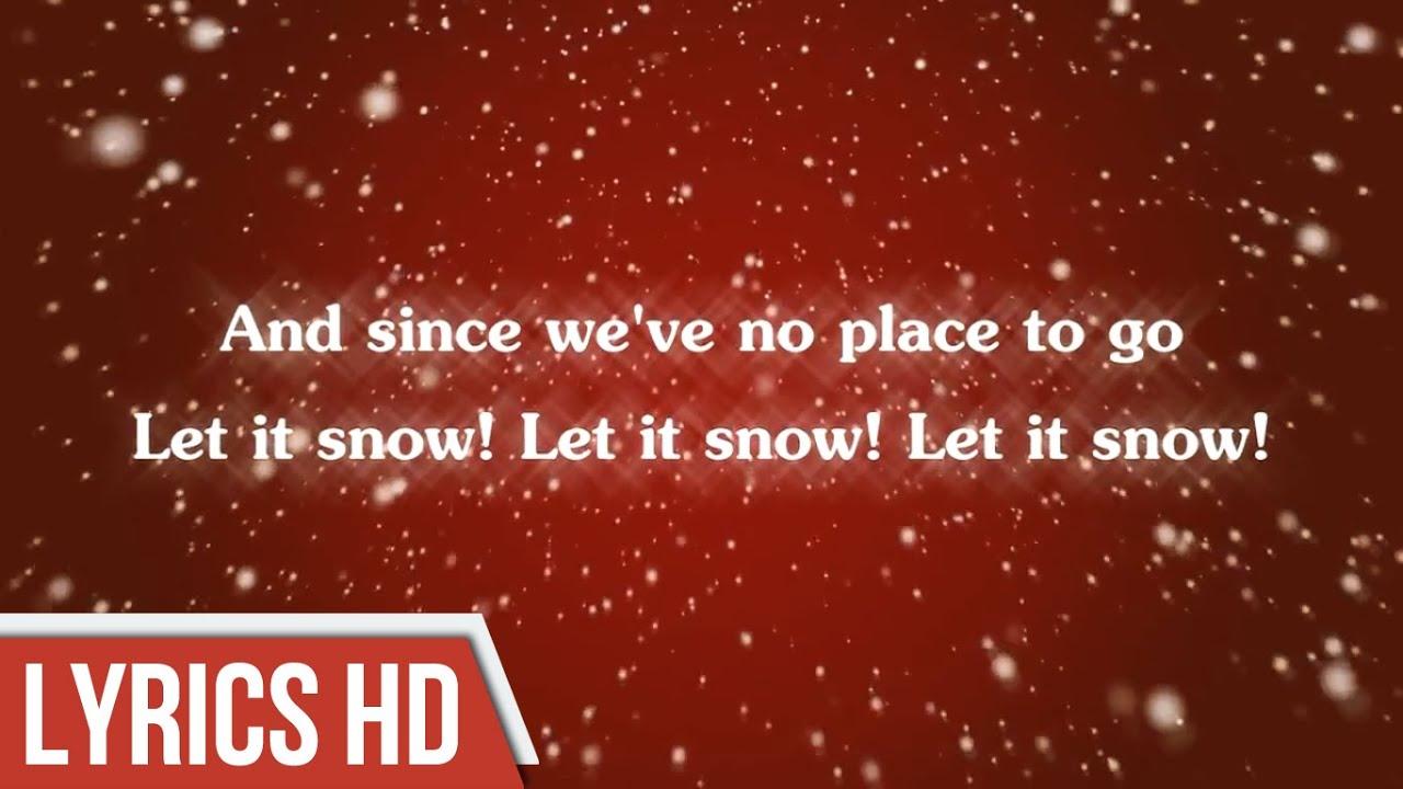 Let it Snow! Let it Snow! Let it Snow! - Blake Shelton ( Lyric Video by Datnguyen) - YouTube