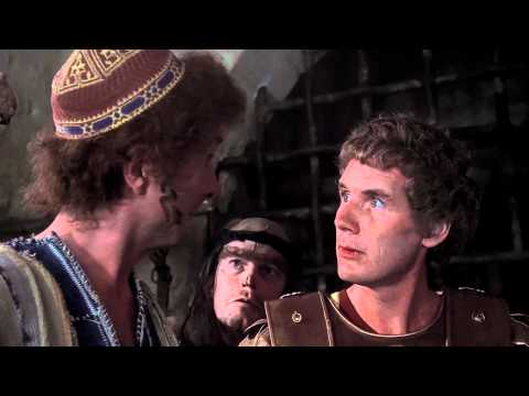 Schwäbischer Lombaseggl aufm Weg zur Volksabstimmung. Jeder nur ei Kreuzle! Wasn Spässle. Schwaben-Synchro auf Monty Python's Life Of Brian im Dodokay Style.
