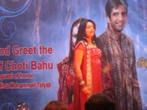 Meet & Greet The Stars Of Choti Bahu - Video 4 video