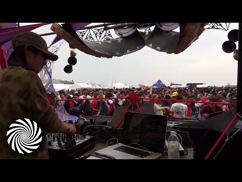 DJ E.T. @ Mai Asia Music Festival 2013