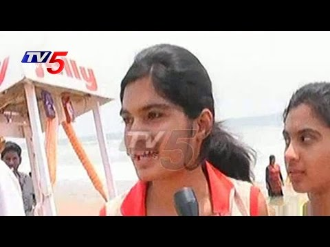 Visakha Turns to Tourist Hub | Special Report on Vizag Beach | TV5 News