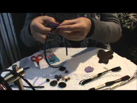 DIY: Como hacer diademas caseras