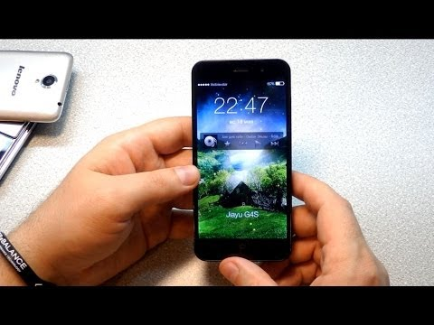 Jiayu G3S MTK 6589T Обзор review Asphalt 8 батарея 3000mah Android 4.2.1