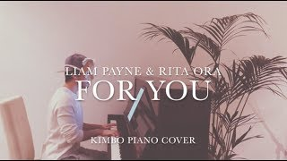Download Lagu Liam Payne & Rita Ora - For You (Fifty Shades Freed) [Piano Cover + Sheets] Gratis STAFABAND