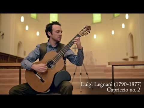 Luigi Legnani - Etude
