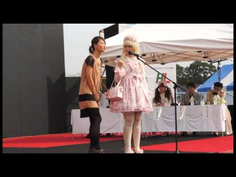 Princess of Lolita Contest in Shimotsuma-city 2011