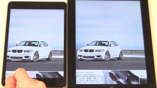 Apple iPad 3 vs iPad mini