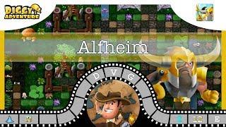[~Odin~] #E Alfheim - Diggy's Adventure