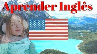 Aprender Inglês Dormindo // 130 Frases essenciais em inglês americano\\ áudio em inglês / português