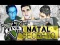 GTA V (PS3) - NATAL SECRETO - Ft CARLOS COD e DAVY JONES