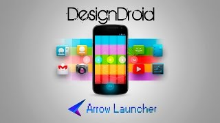Arrow Launcher - Лаунчер Windows на Android