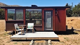 Tiny House Makes Simple Living Easy