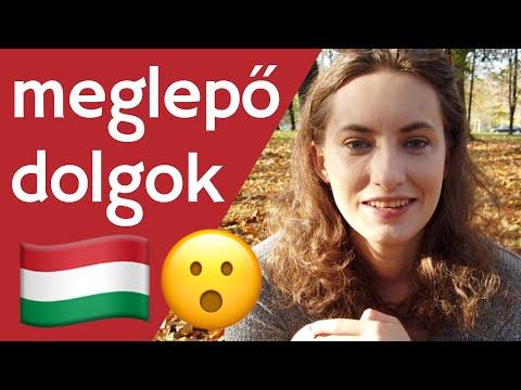 MAGYARORSZÁG - MEGLEPŐ DOLGOK EGY LENGYEL LÁNYNAK