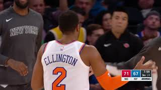 New York Knicks vs. New Orleans Pelicans - Full Game Highlights | October 18, 2019 NBA Preseason