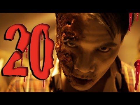 20 typů zombíků