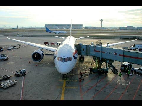 British Airways | 787 Dreamliner | LHR-YYZ | World Traveller Plus