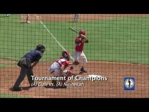 OSSAA video from the Fall Baseball Tournament of Champions at Tuttle High School. Dale beat Ninnekah 12-0 and Binger-Oney beat Olustee 9-1. Binger-Oney went ...