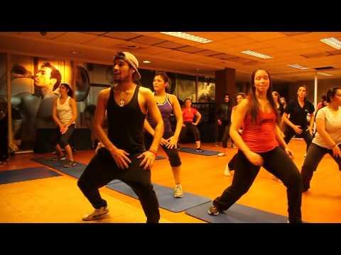 Baile Entretenido con Juan Espinoza RDX - Jump