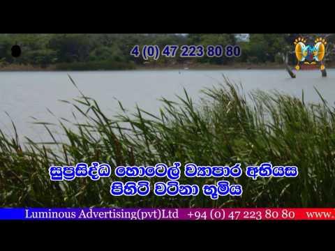 Katharagama 01 Acres {luminous Advertising(pvt)ltd}  [ Www.luminousadz] video