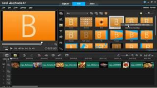 ... corel videostudio pro x7 corel discovery center corel videostudio pro