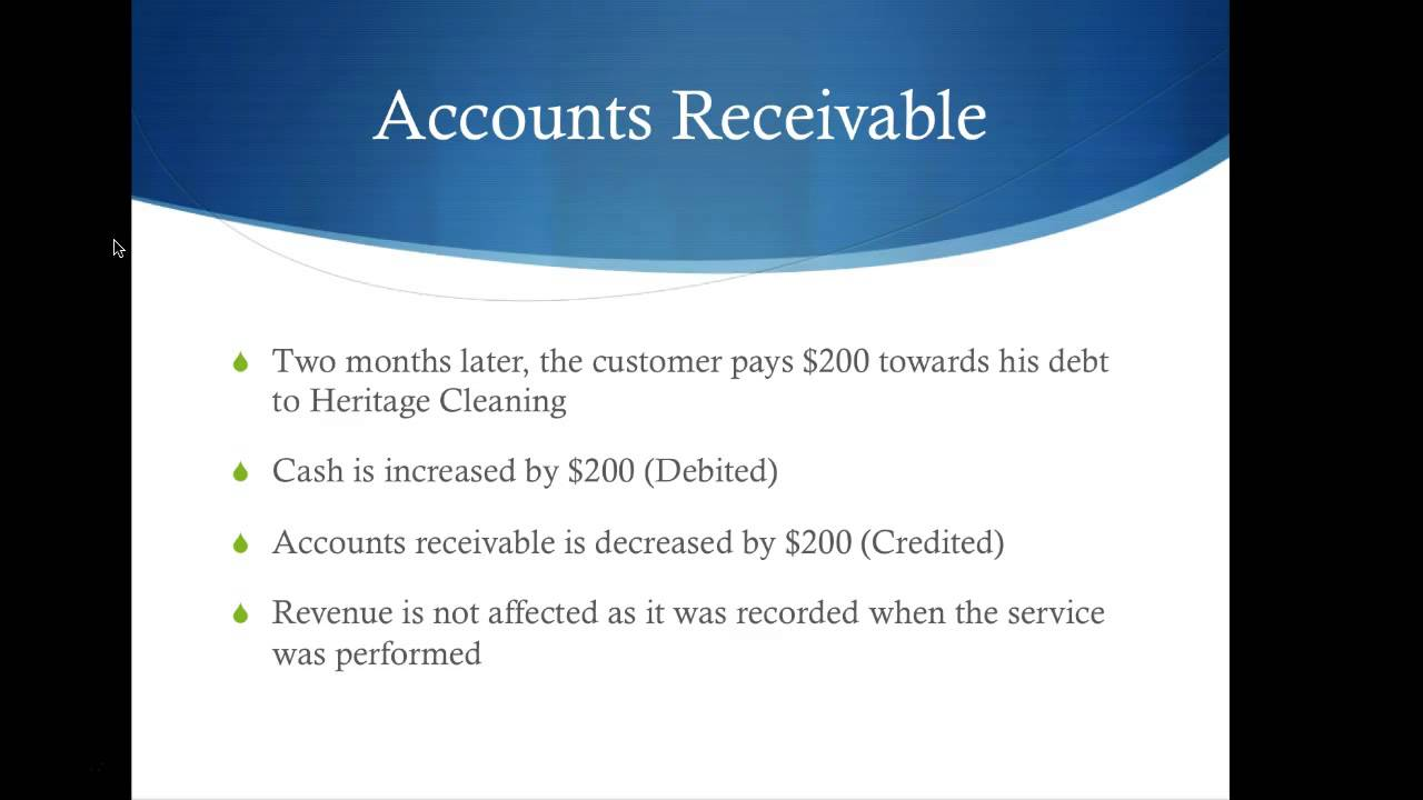 accounts receivable and increase A periodic report that categorizes a company's accounts receivable according to the length of time an invoice has been outstanding accounts receivable aging is a critical management tool as well as an analytic tool that helps determine the financial health of a company's customers, and therefore the health of their business.