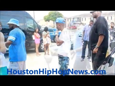 Lil Boosie Comes To Htown City Gear & King Johnny On Houston Hip Hop News Exclusive video