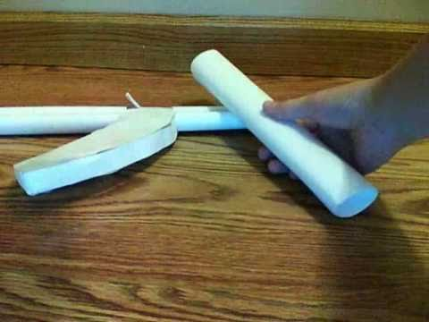 how to make paper gun that shoots 6 bullets