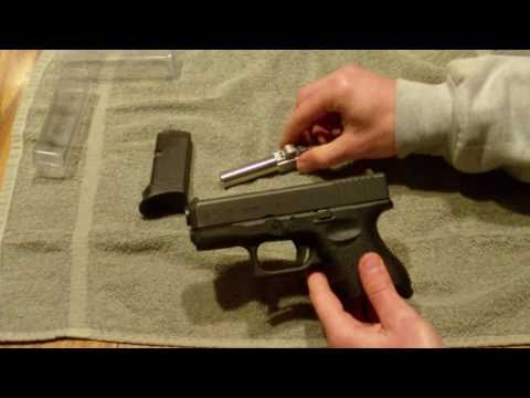Lone Wolf Conversion Barrel - Glock 27 - 40 S&W to 9mm