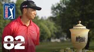 Tiger Woods wins 2009 WGC-Bridgestone Invitational | Chasing 82