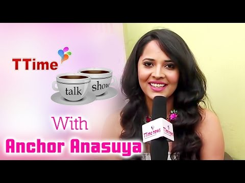 TTime Talk Show with Anchor Anasuya Bharadwaj