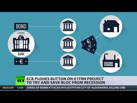 'Rescue Op': ECB kicks off 'quantitative easing' bond buying