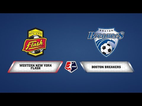 Western New York Flash vs. Boston Breakers - July 25, 2014
