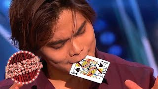 America's Got Talent 2018 - Amazing Magic Acts and Illusions - Part 1
