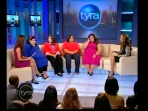 Dr. Keri Peterson on The Tyra Banks Show