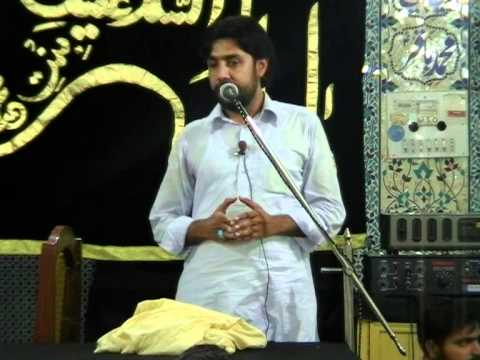 3 Jamadi-ul-sani 2012 - Zakir Taqi Abbas Qayamat In Qasar-e-abutalib A.s Rawalpindi video