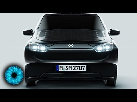 Solarauto: Zukunft der Elektroautos? - Clixoom Science & Fiction