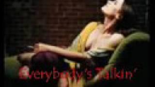 Watch Madeleine Peyroux Everybodys Talkin video