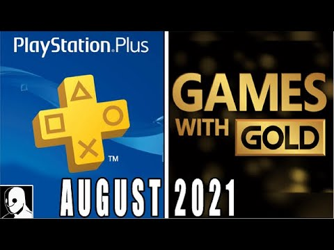 Playstation Plus August 2021 vs Xbox Games With Gold Darksiders 3, Plants vs Zombies, Lost Planet 3