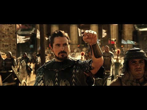 Exodus Gods and Kings Trailer -  In Cinemas New Year's Day